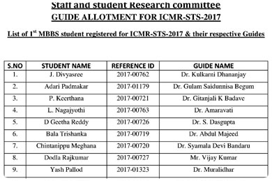 <b>ICMR - Indian Council of Medical Research</b>
