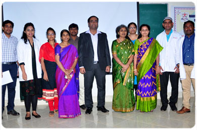 <b>​​​CME Program Conducted  Adverse Drug Reaction (ADR) - A Challenge to Overcome, on 29 Aug 2017</b>