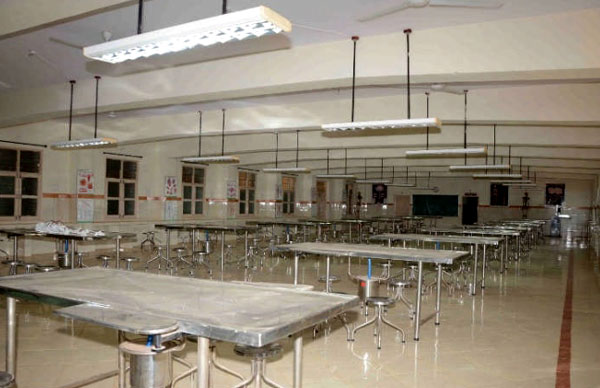 Anatomy Dissection Hall